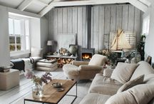 rustic beach house