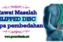 SLIPPED DISK / HERNIATED DISK