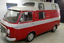 Camper Van & Trailers