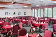 Dining at Silverwoods
