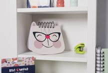 Me-Wow / We haven't done an official poll but we're pretty sure that if you have a soft spot for cats and a thing for stationery then you'll love our new collection, Me Wow. Yes, that's right, a whole stationery range dedicated to cats. Dreams really do come true!