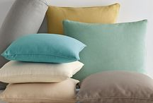 Pillow Play / Decorative Pillows are the perfect way to add character to any room, weather it be an indoor or outdoor space.