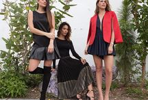 New arrivals / New outfits
