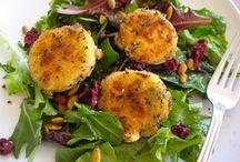 Soups and salads / by Liz DeLandsheer