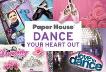 Dance Your Heart Out! / From ballet to jazz, Paper House is in the groove!