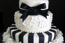 Casamento preto e branco / Casamento