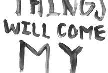 Typography - Quotes