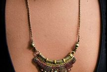 MACRAME /NECKLACE/3