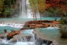 Vízesések, waterfall, cascade