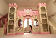 Awesome kids' beds and bedrooms / by Rubina Branscome