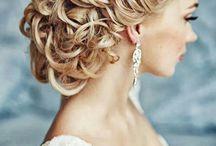 Hairstyles / Hairstyles / Frisuren