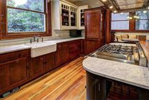 new kitchens, old style / New kitchens with a touch of old style.