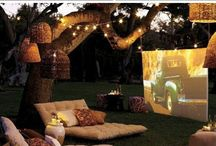 Night-time Garden Parties / These gardens and garden decor ideas make the most of an outdoor space in the evenings. / by ACHICA
