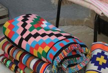 Mantas y alfombras