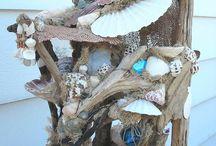 Beach Garden Ideas / Inspiration for creating our Coastal Courtyard Garden.