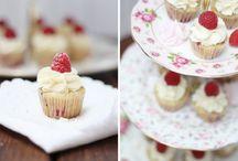 Mini Cupcakes/ Mini Muffins / Rezepte und Ideen für die süße kleine Versuchung
