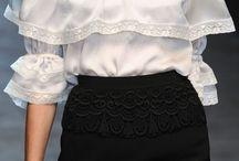 ModaRNV Blouse Dolce Gabbana