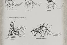 Dragons Drawing Tutorials