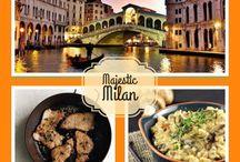 majestic milan / join us September 10th 2015 as we travel to Milan.