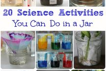 science in a jar