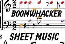 Boomwhackers / by Sherie Smith