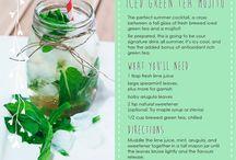 Mocktail Ideas