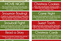 Christmas traditions / by Rebecca Stepter