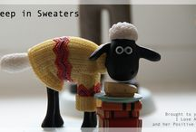Sheep in Sweaters