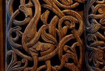 Nordic mythological art / by Margrethe Ellegaard