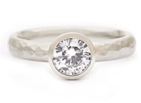 Ann Sportun  / Engagement rings by Ann Sportun / by agent diamond