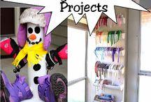 DIY: PVC projects / by Kip Britt