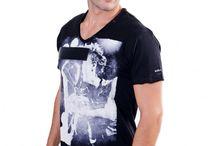 Ανδρικά T-Shirt / Ανδρικά Tshirts Επώνυμα, Ανδρικά μπλουζάκια. 100% Αυθεντικά. Άμεση Παράδοση Παραγγελίας σε 24 ώρες με Αντικαταβολή. Φυσικό/Online Κατάστημα.