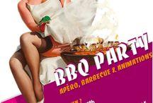 #BBQPARTY# / Les Températures montent, nos soirées reprennent !!! Venez profiter et déguster nos cocktails Cubains en Terrasse du Plaza: ¤ Apéro BBQ Party ¤ Musique Latino by Boat People ¤ Cuba Libre & Mojito Be Ready To The Party@ The CroWne PlaZa Lille !