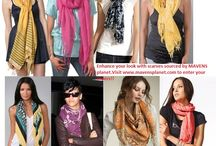 Scarves / Leading sourcing agents for scarves and accessories in U.K, U.S and Australia.