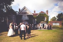 Weddings held at Findon Manor / A collection of images from the happy couples who have held their wedding at Findon Manor Hotel.