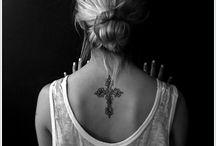 Cross Christian #Tatoo ✝