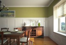 Dining Room Ideas / Redecorating the dining room! / by Christy Soutter