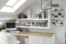 Craftroom/workspace