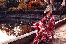 "8 Artist Management | Elle Russia Editorial ""Fairy Tale"" shot by Xavi Gordo"
