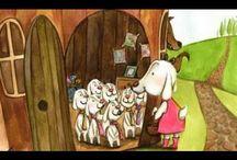 Contes animats e il.lustracions