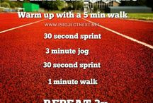 Trening Na Bieżni