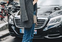Street Style / Get Inspired by the contents of your own wardrobe by the latest street style from the fashion capitals of the world.