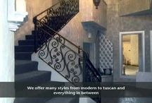 Olson Iron Stairs & Spiral Stairs