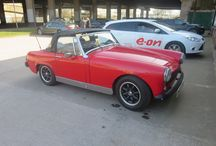 1975 MG Midget / 1975 MG Midget at the David Manners Group http://www.jagspares.co.uk/Abingdon/company.asp#gsc.tab=0 / by David Manners Group