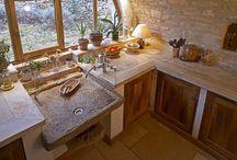 Cucine su misura, Fitted kitchens