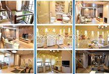 Designer interiors. / Design,interior,style,finiching,architecture.
