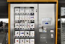 Product-vending machine