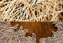 String Art / by Lisa 'Roebbeke' Mejia