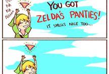 The Legend Of Zelda/LINK