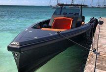 Consol boat